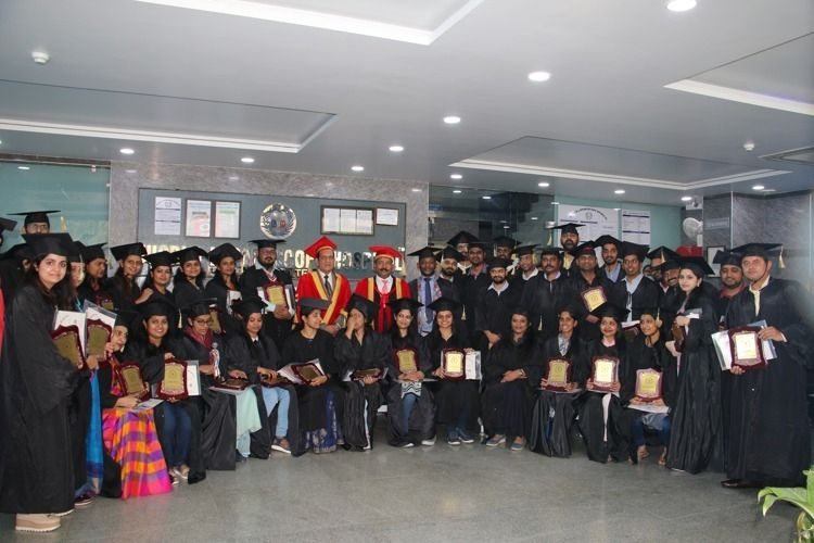 Convocation and certification ceremony of the Trainees Doctors of the Fellowship in Minimal Access Surgery at World Laparoscopy Hospital with Prof Dr. R. K. Mishra, Dr. B. N. Bansal.