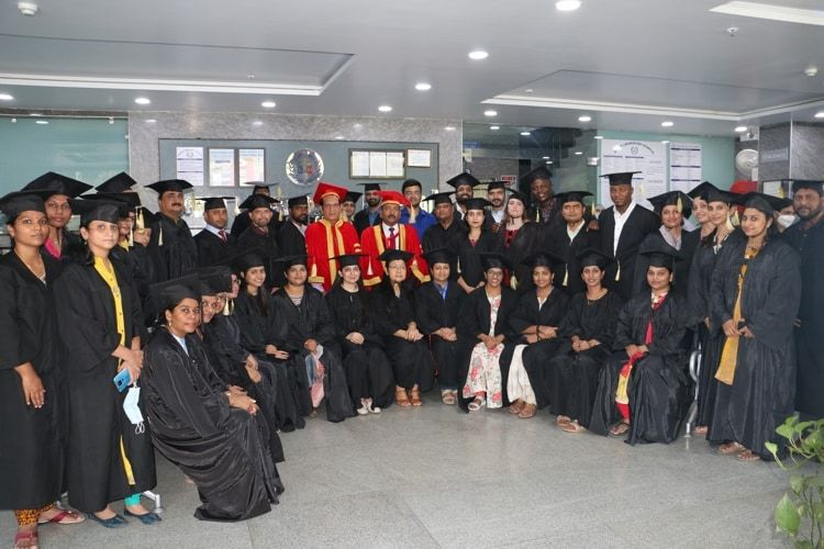 Graduation Day and Certification Ceremony Program,of the Trainees doctors of the Diploma Batch in Minimal Access Surgery April Batch 2021 at Pacific Hotel With Prof Dr. R. K. Mishra and Dr. R. N Bansal and Dr Rahul Pandey.