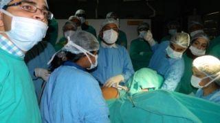 Live Diagnostic Laparoscopy with Tubal Patency Test Surgery