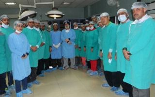 Hands On Training in Minimal Access Surgery