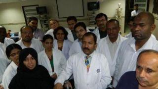 Laparoscopic Extracorporeal Weston Knot Demonstration by Prof Dr. R. K. Mishra