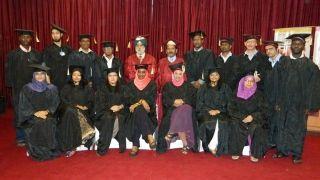 Graduation of F.MAS + D.MAS Batch April 2014
