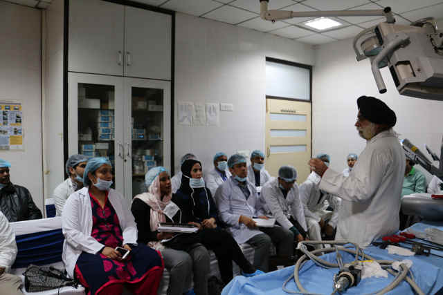 Robotic Surgery Training