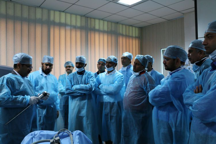 World Laparoscopy Hospital February 2017