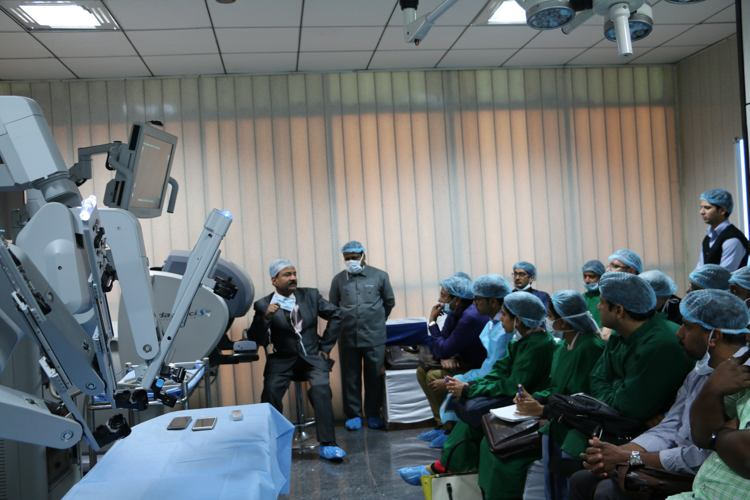 WLH Laparoscopic Training