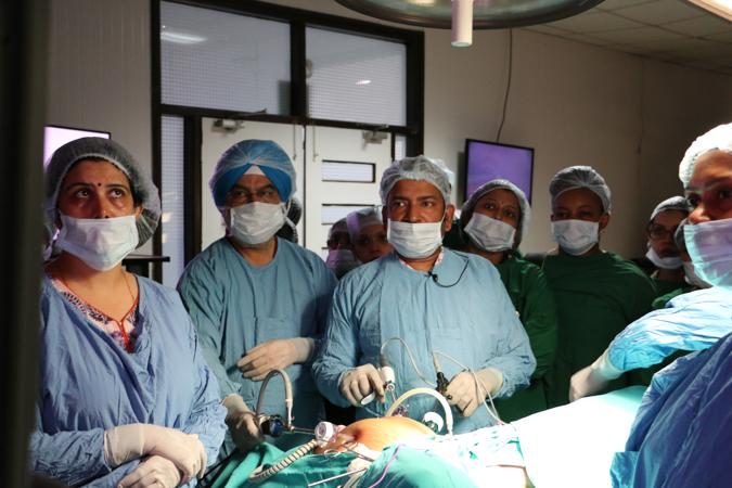World Laparoscopy Hospital