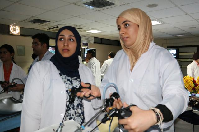 Laparoscopic Surgery Training