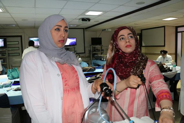 Laparoscopic Surgery Training batch September 2016