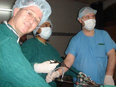 Diploma in Minimal Access Surgery and Essential course Batch March 2007