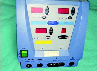 High-frequency electrosurgical generator