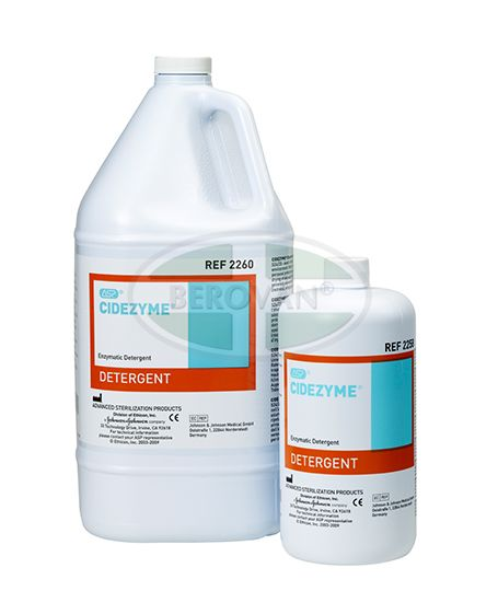 Enzymatic Laparoscopic Instrument Cleaner