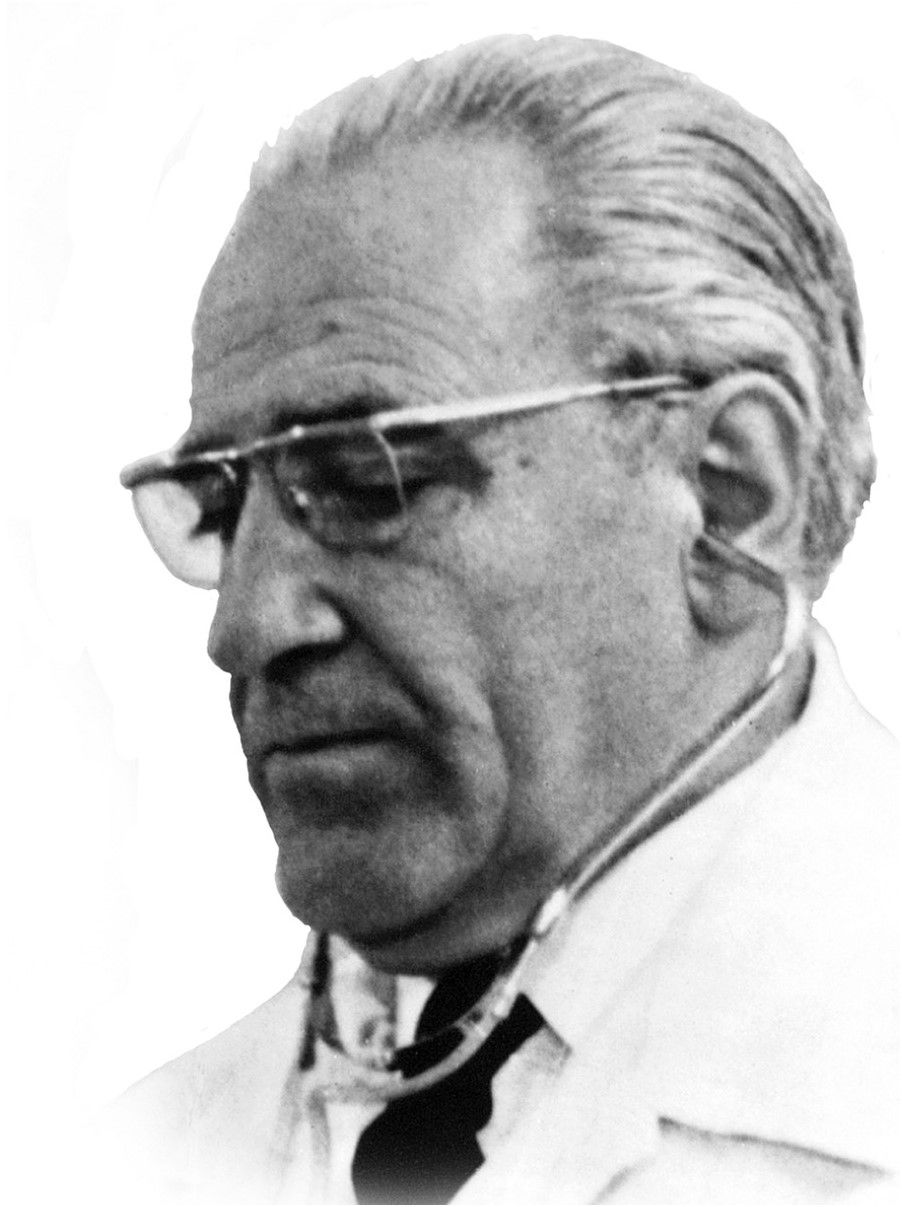 Veress Needle inventor Janos Veress