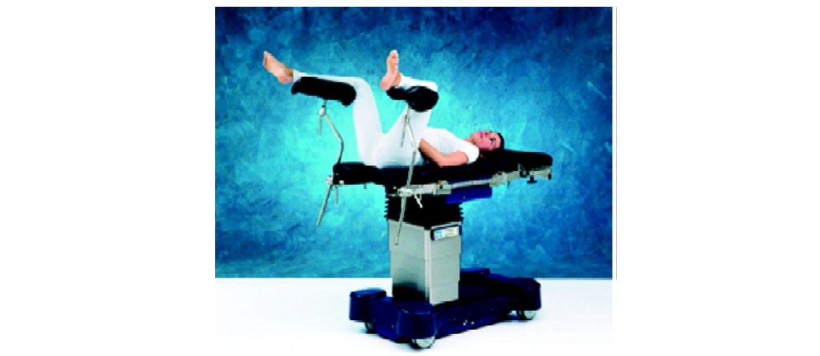 Patient position in hysteroscopy