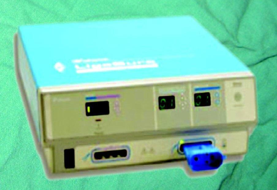 Tissue response generator (Ligasure™)