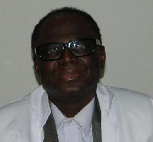 Dr. Peter Yaw Oduro