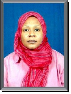 Dr. Iman Altigani Abdel Karim