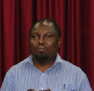 Dr. Wycliffe Akikuvi Musalia
