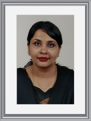 Dr. Aishwarya Balakumar