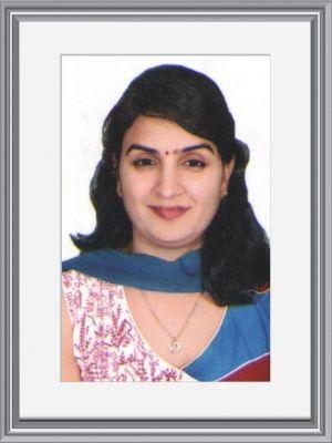 Dr. Sneha Vinodkumar Mandowara