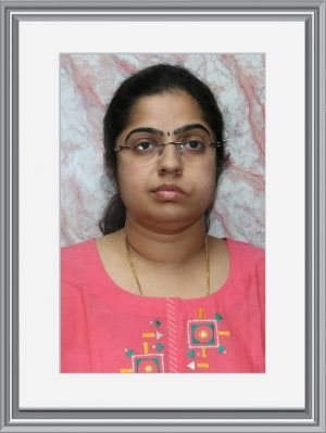 Dr. Subhashini K. R