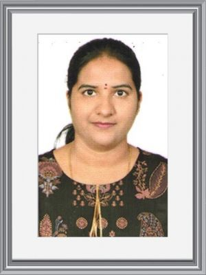 Dr. Shalini B