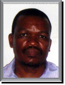 Dr. Kalaemang Lincoln Sebego