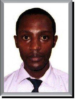 Dr. Asiimwe Ian Shane