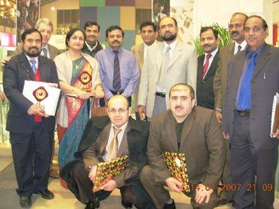 Fellowship in Minimal Access Surgery (Batch January 2007)