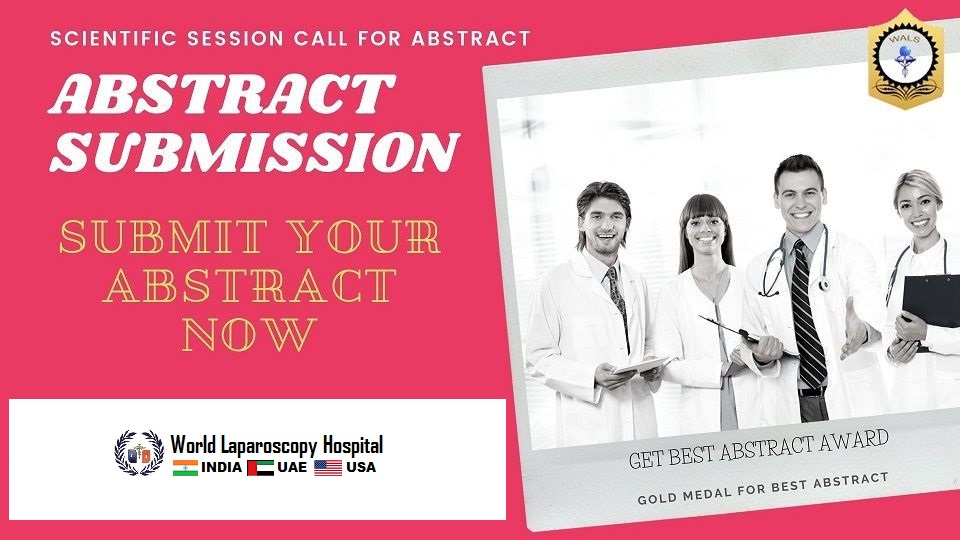 Abstract Submission to World Congress of Laparoscopic Surgeons