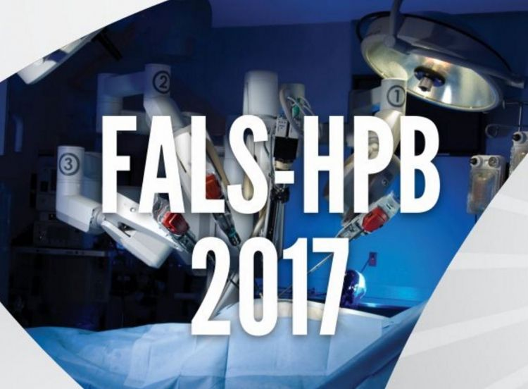 Robotic Hepatobiliary Surgery Training at World Laparoscopy Hospital