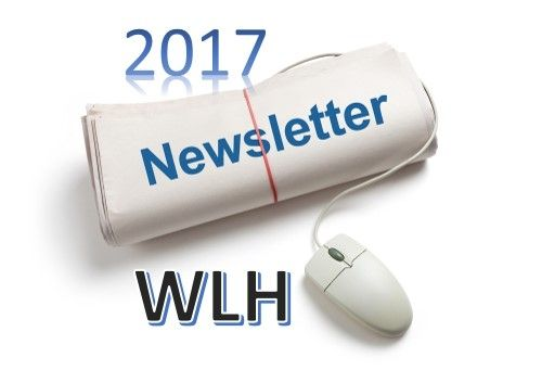 A hearty welcome to our January 2017 Newsletter!