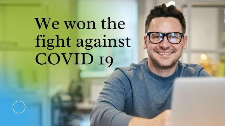 We won the fight against COVID 19 second wave