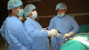 Single Incision Laparoscopic Surgery