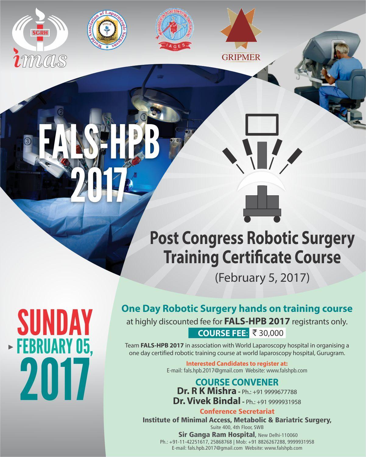 Robotic hepatobiliary Surgery