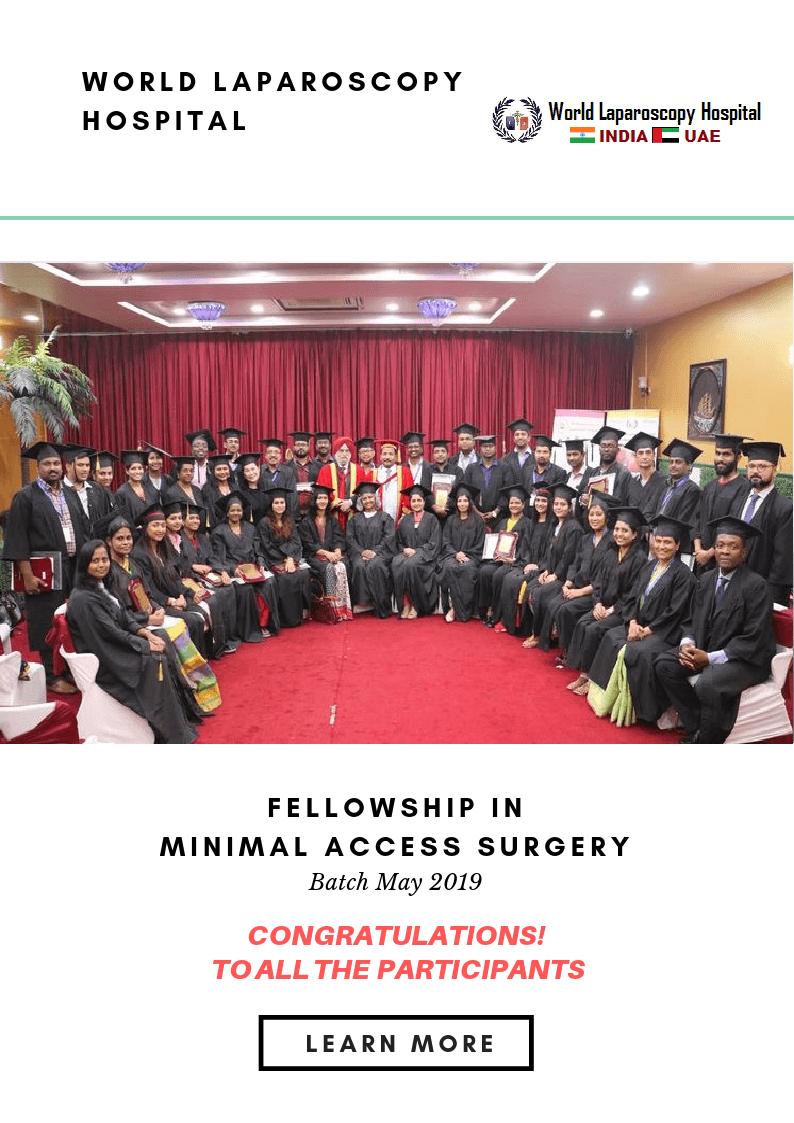 Fellowship in Minimal Access Surgery