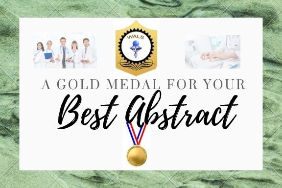 Gold Medal for Best Abstract