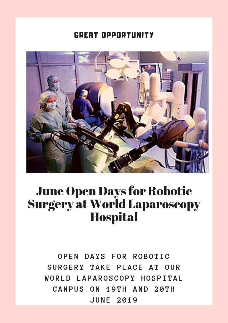 Open Day of World Laparoscopy Hospital