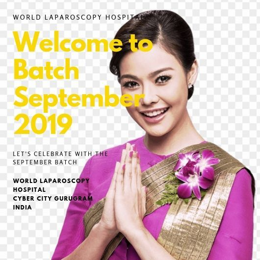 Warm Welcome to Batch September 2019