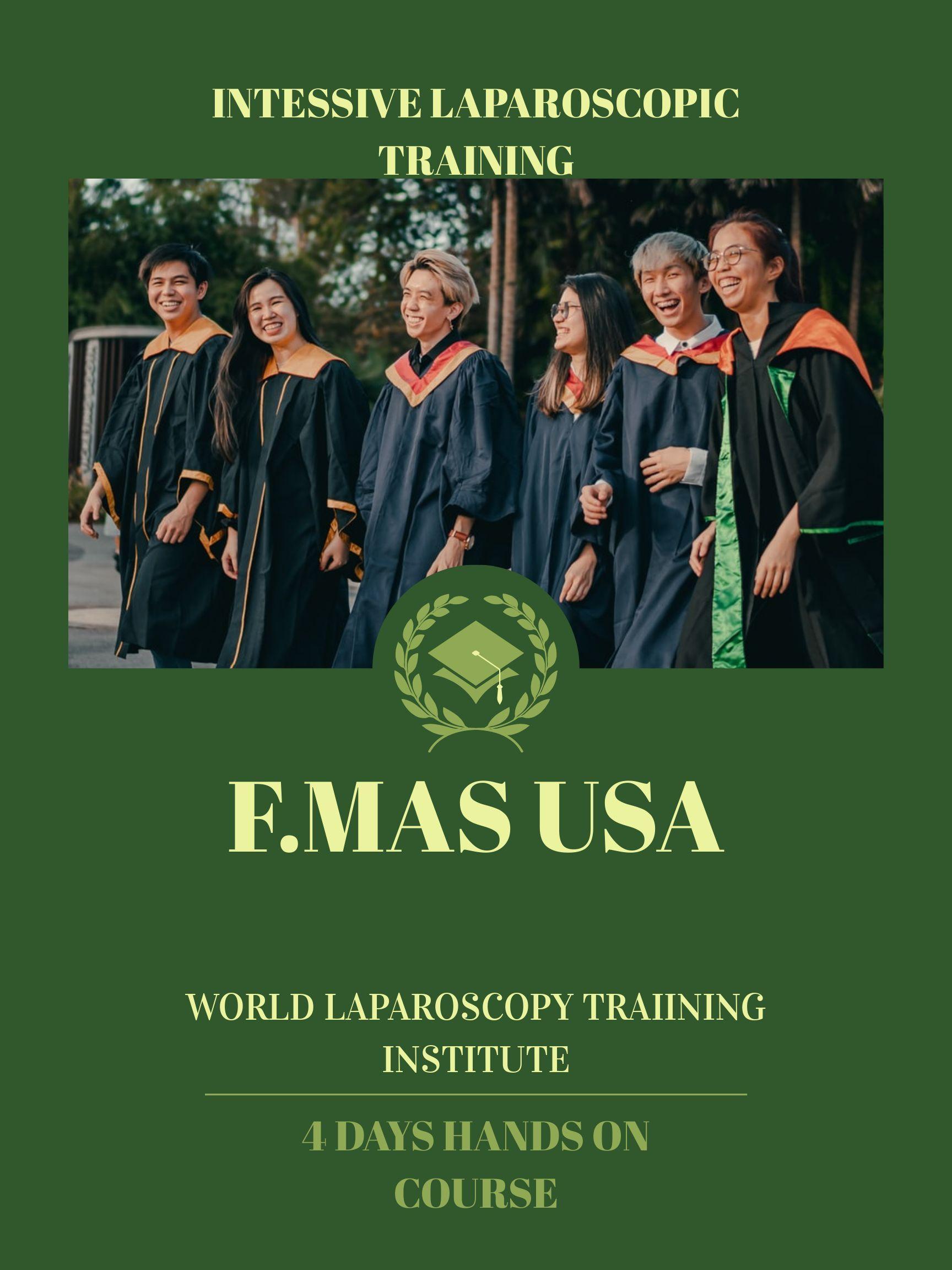 Laparoscopic Surgery Training in United States of America