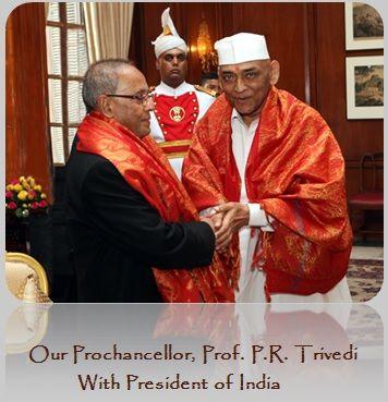 Dr. P.R. Trivedi