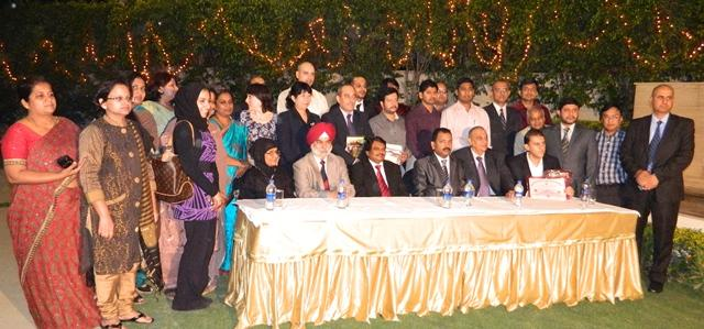 Certification ceremony of 143rd batch of Training Course April 2012