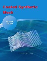 Coated Synthetic Mesh