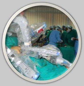 Robotic Surgery at World Laparoscopy Hospital