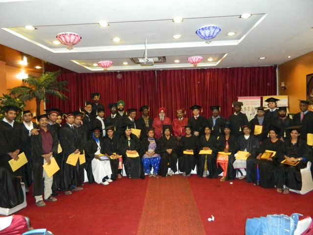 Certification ceremony of 201 batch of Fellowship and Diploma in Minimal Access Surgery, February 2015