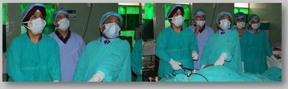 Free Laparoscopic Surgery by Dr. R. K. Mishra