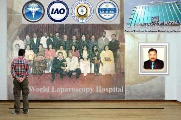 Laparoscopy Training at World Laparoscopy Hospital