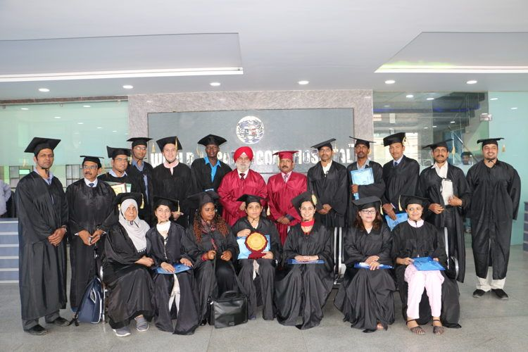 Diploma in Minimal Access Surgery Batch July 2016