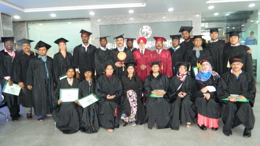 Diploma in Minimal Access Surgery Batch June 2016