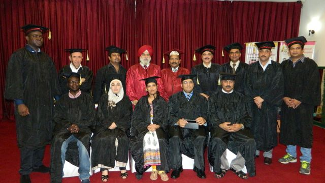 FELLOWSHIP AND DIPLOMA IN MINIMAL ACCESS SURGERY BATCH JUNE 2014