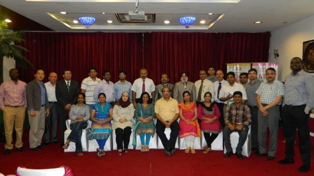 Certification ceremony of 187 batch of Fellowship and Diploma in Minimal Access Surgery, June 2014